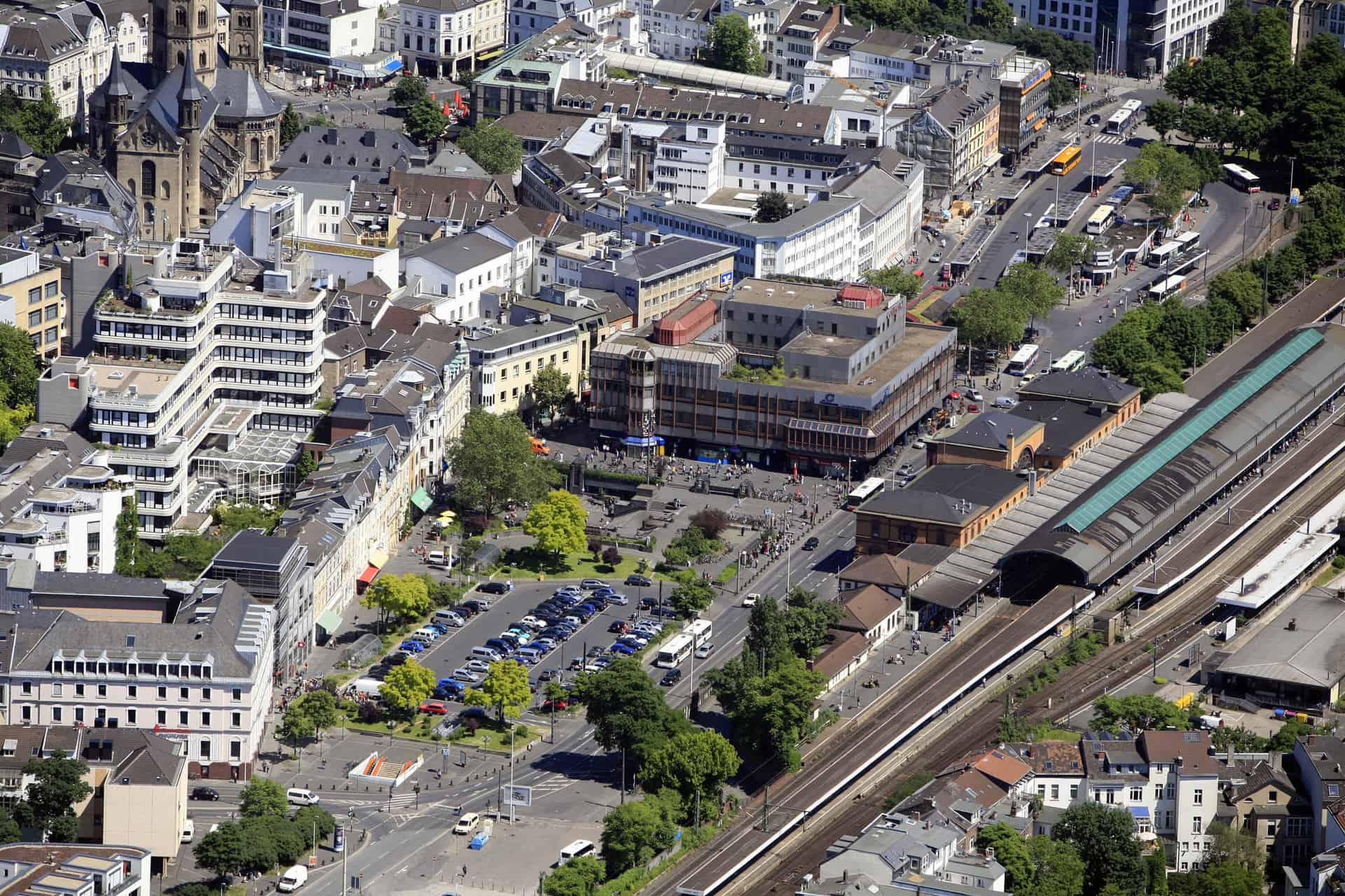 Neubau der Südüberbauung liegt im städtebaulichen Interesse Bonns, ist und bleibt aber ein privates Invest